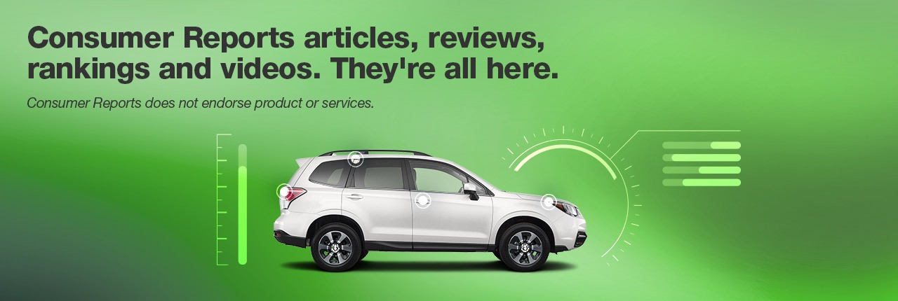 New Car Profiles See What Consumer Reports